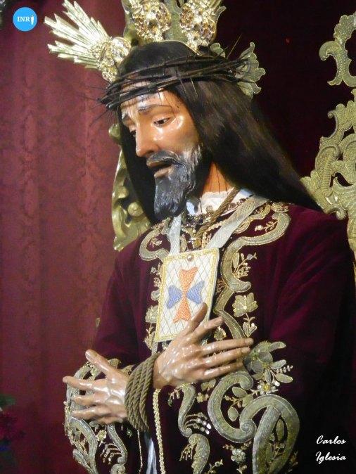 Veneración del Señor Cautivo de Medinaceli de San Ildefonso // Carlos Iglesia