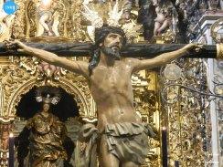 Veneración del Cristo de la Exaltación // Carlos Iglesia