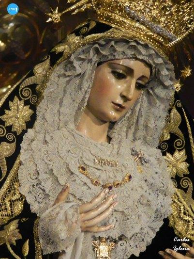 Veneración a la Virgen del Patrocinio del Cachorro // Carlos Iglesia