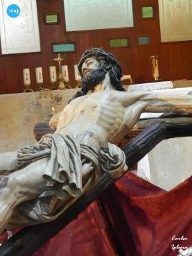 Veneración del Cristo de la Paz y Misericordia de Rochelambert // Carlos Iglesia