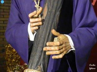 Veneración del Señor del Poder de la Anunciación de Juan XXIII // Carlos Iglesia