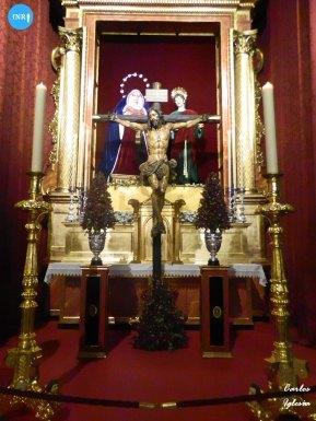 Veneración del Cristo de la Sed // Carlos Iglesia