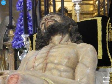 Veneración de los titulares de Santa Marta // Carlos Iglesia