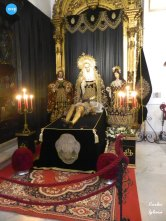 Veneración del Cristo Yacente y la Virgen de Villaviciosa del Santo Entierro // Carlos Iglesia