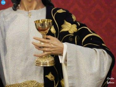Veneración del Señor de la Sagrada Cena // Carlos Iglesia