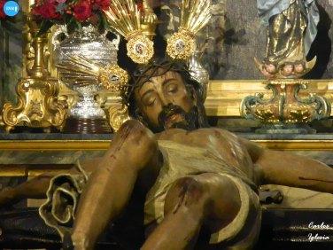 Veneración al Cristo de Burgos // Carlos Iglesia