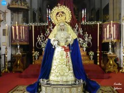 Veneración de la Virgen del Carmen // Carlos Iglesia