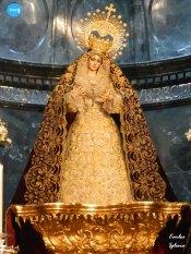 Virgen del Patrocinio del Cachorro // Carlos Iglesia