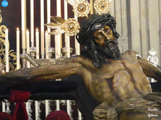 El Señor de la Sagrada Entrada en Jerusalén, el Cristo del Amor y la Virgen del Socorro // Carlos Iglesia