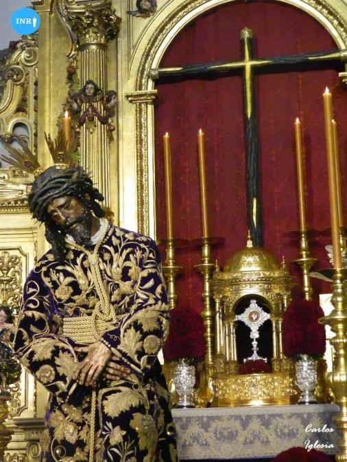 Veneración del Señor del Gran Poder // Carlos Iglesia