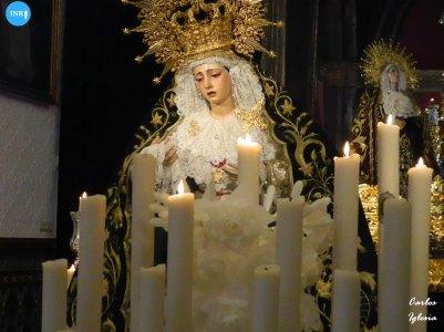 La Virgen de la Esperanza de la Trinidad // Carlos Iglesia
