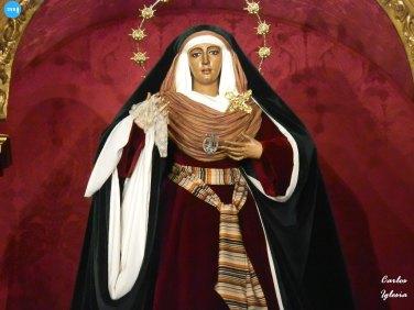 Esperanza de Triana de hebrea // Carlos Iglesia