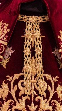 Saya de la Virgen de las Penas de Santa Marta