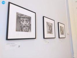 Exposición José M Chamorro en la Casa Bellver