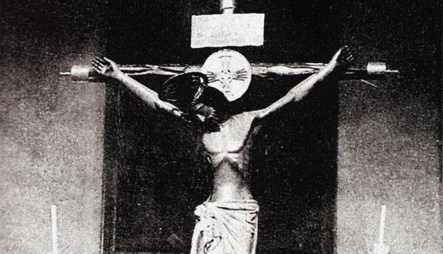 Antiguo Cristo de San Agustín