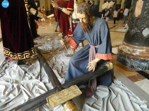 Misterio de Jesús Despojado // Carlos Iglesia