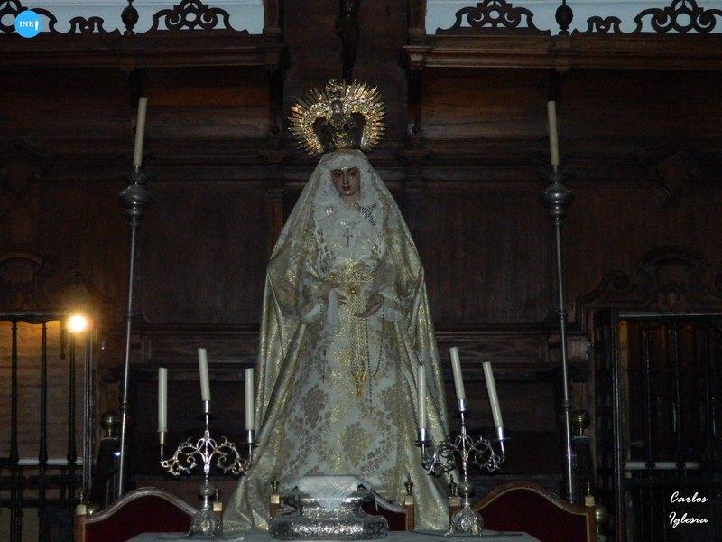 Virgen del Buen Aire de Santa Ana // Carlos Iglesia