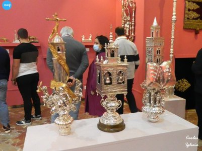 Exposición Monumentos de Sevilla // Carlos Iglesia