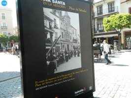 Mupis de la Semana Santa en la memoria // Carlos Iglesia