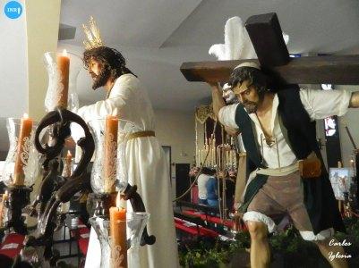 Titulares del Rosario de San Jerónimo // Carlos Iglesia