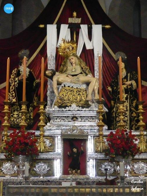 Titulares de los Servitas // Carlos Iglesia