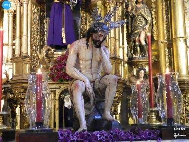 Titulares de Pasión y el Señor de la Humildad y Paciencia // Carlos Iglesia