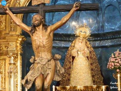 Cristo de la Expiración del Cachorro // Carlos Iglesia