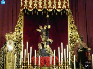 Titulares de las Tres Caídas de San Isidoro // Carlos Iglesia