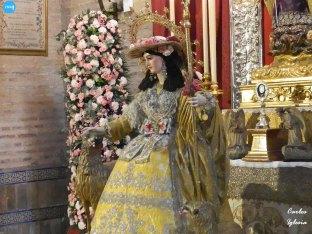 Veneración de la Pastora de Triana // Carlos Iglesia