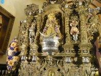 Simpecado del Rocío de la Macarena // Carlos Iglesia