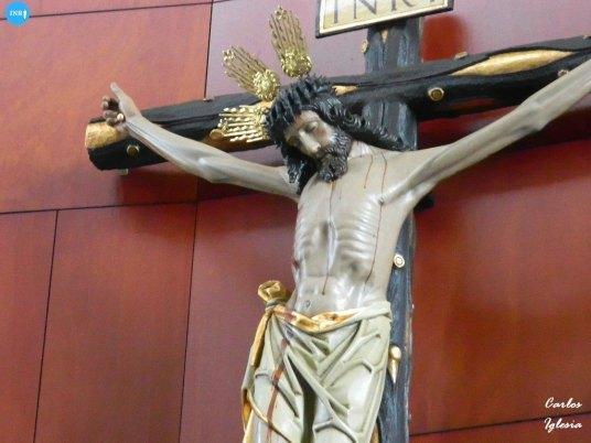 Cristo del Perdón y la Caridad de Candelaria Madre de Dios // Carlos Iglesia