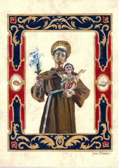 Textos y pinturas de los Dolores de Torreblanca