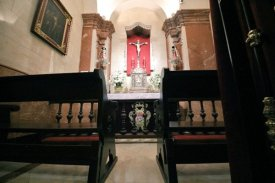 Capilla sacramental de la Macarena