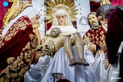 Titulares de la Sagrada Mortaja // Edu García