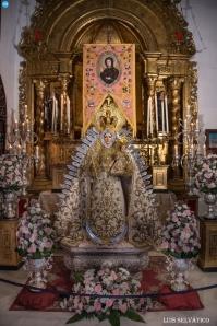 Veneración a la Virgen de Araceli // Luis Selvático