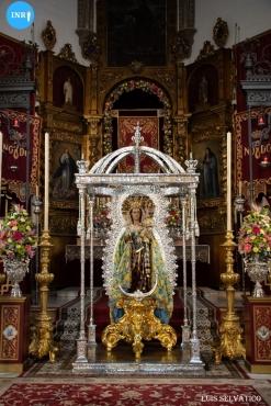 Veneración de la Virgen de la Hiniesta Gloriosa // Luis Selvático