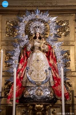Virgen de Montemayor // Luis Selvático