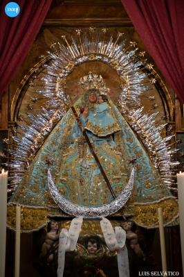 Virgen de la Cabeza // Luis Selvático