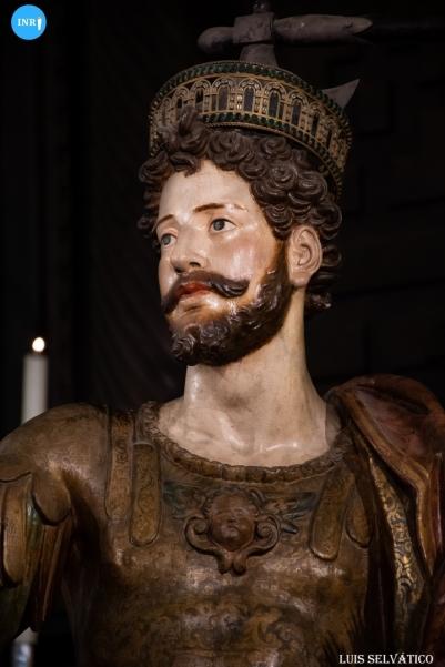 Veneración a San Hermenegildo //Luis Selvático
