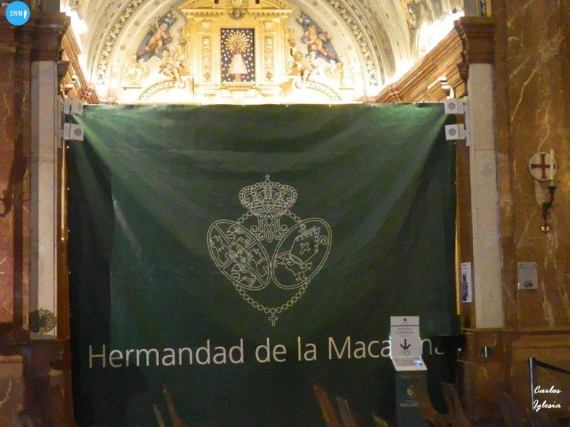 Obras capilla Cristo de la Salvación de la Macarena // Carlos Iglesia