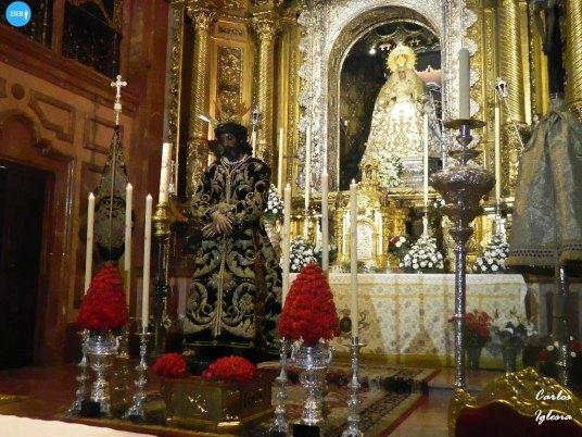 Veneración del Señor de la Sentencia // Carlos Iglesia