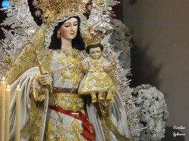 Veneración de la Virgen de las Nieves // Carlos Iglesia