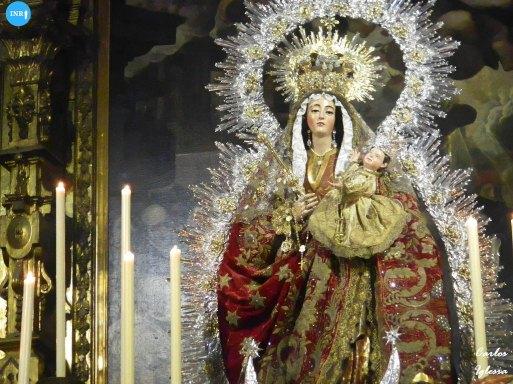Veneración de la Virgen de la Salud de San Isidoro // Carlos Iglesia