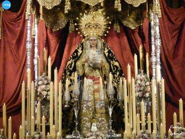 Virgen de los Desamparados de San Esteban // Carlos Iglesia