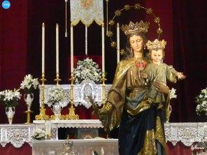Veneración de María Auxiliadora Coronada de la Trinidad // Carlos Iglesia