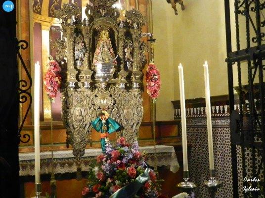 Rocío de la Macarena // Carlos Iglesia