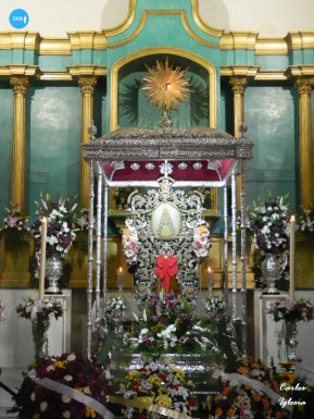Rocío del Cerro // Carlos Iglesia