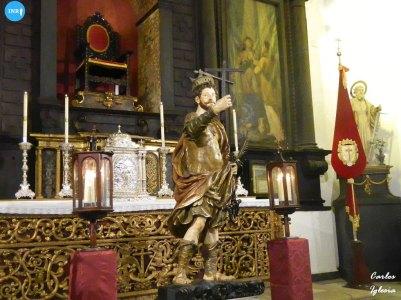 Veneración a San Hermenegildo // Carlos Iglesia