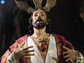 Veneración a la Virgen del Rosario, a la Virgen de la Cabeza Gloriosa y al Sagrado Corazón de Jesús de las Siete Palabras // Carlos Iglesia