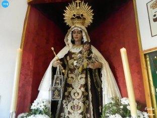 Veneración a la Virgen del Carmen del puente de Triana // Carlos Iglesia